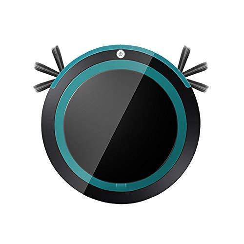 Zzaoxin Staubsauger für Roboter HEI?er automatischer intelligenter Staubsaugerroboter Wischen Kehrsauger Akku-Staubsauger Anti-Drop für die Haushaltsreinigung, A. (Color : A)