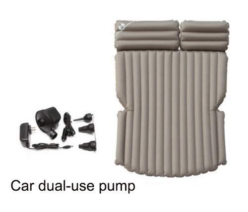 Weastion Auto-Luftmatratze SUV aufgebläht engagierte Reisematten tragbare Outdoor-Campingmatte Gepäckwagen-Matratze-Falten und Schrumpfende Reiseauflage Auto-Verdickung-Doppelauto-wahre Liebe