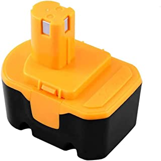 [Upgraded] 3600mAh Replacement for Ryobi 14.4V Battery 1314702 130224010 130224011 130281002 1400144 1400655 HP1441 HP1441M HP1441MK2 HP1442M Power Tools