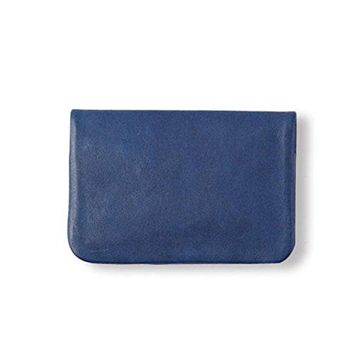 [METAPHYS] メタフィス famm Card Case カードケース 名刺入れ 82050 (ネイビー)