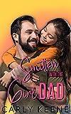 Smitten with the Girl Dad: A Single Dad/Curvy Woman Instalove Short Romance