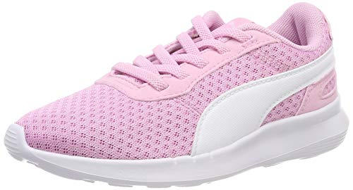 Puma Unisex-Kinder ST Activate AC PS Sneaker, Pink (Pale Pink-Puma White 04), 35 EU