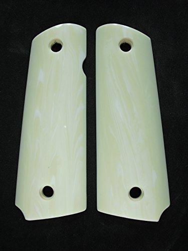 Ivory Full Size 1911 Grips
