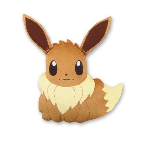 Pokemon AMO cuscino EIEVUI Eevee singolo elemento Premio Banpresto (japan import)