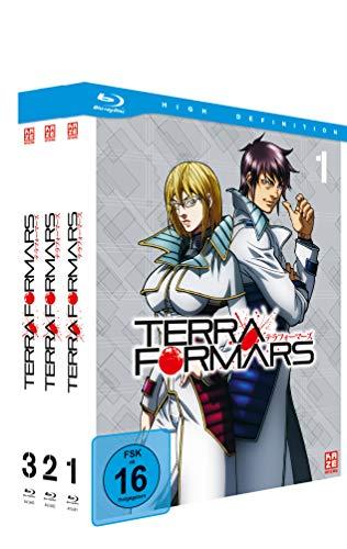 Terra Formars - Gesamtausgabe - [Blu-ray]