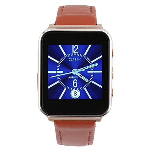Libarty Smartwatch w/GPS Phone Electrocardiogram Moniter Fashion Reloj de Pulsera Inteligente