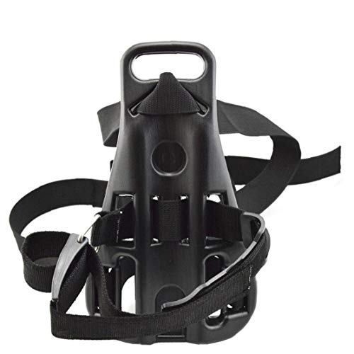 Diving Tank Bracket Oxygen Bottle Holder Diving Tank Backpack Scuba Tank Back Holder for Under Water Sports