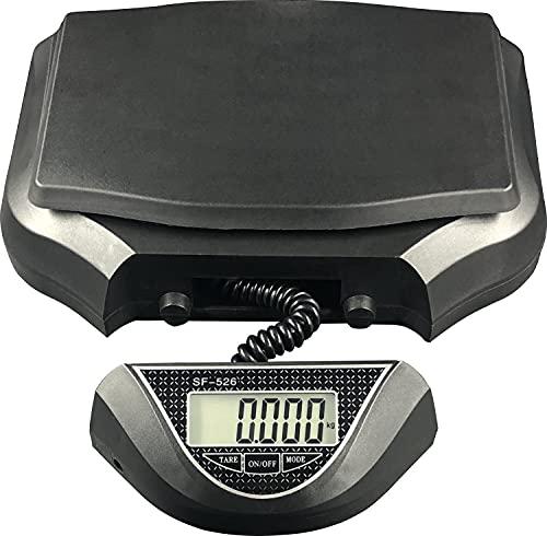隔測式デジタル台はかり YRO 1g〜30�sまで計測 風袋機能 オートパワーオフ 家庭用 調理用 (黒)