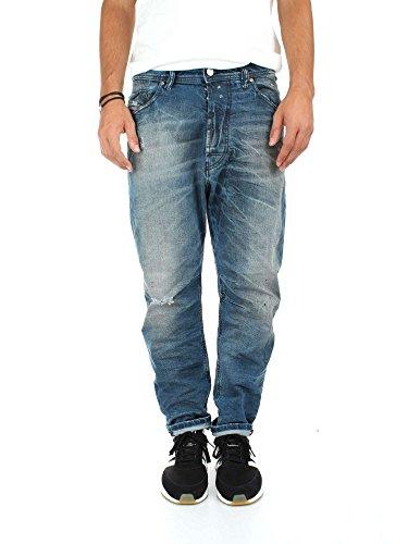 Diesel Herren Stretch Denim Jeans Hose NARROT Blue 084JL (W30/34)