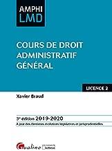 Cours de droit administratif général