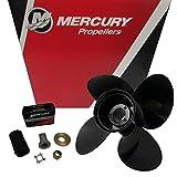 Mercury Spitfire 4-Blade Aluminum Propeller 13.4 x 15 Pitch 75-125HP 488M8026580