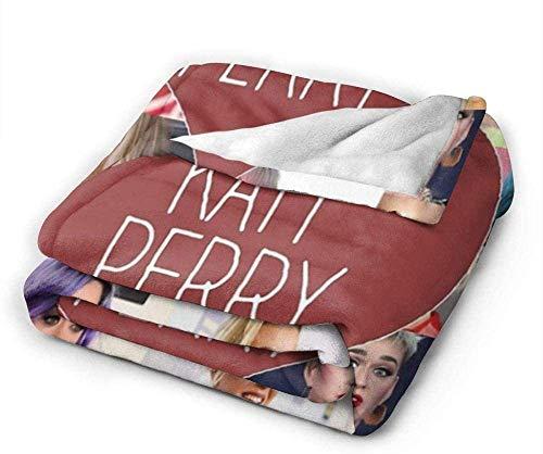LLMMM Ian Joseph Somerhalder - Manta de forro polar ultrasuave para dormitorio o salón, 50 x 40 cm, para niños Katy Perry_150 x 150 cm para jóvenes