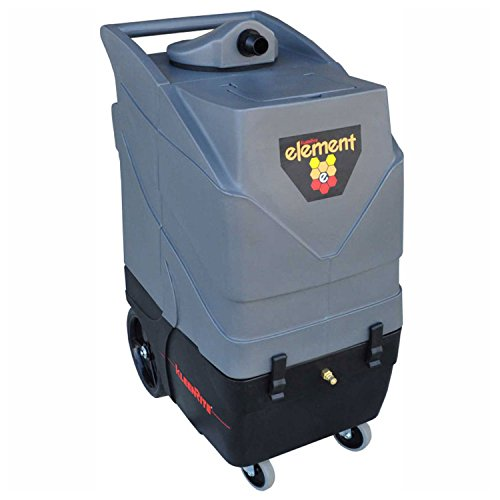 Best Price! KleenRite Element Carpet/Upholstery Extractor, 10 Gallon, 120 PSI
