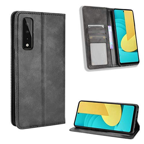 Sundkcase [HC] para LG Stylo 7 4G Funda Protectora de Silicona a Prueba de Golpes para teléfono móvil 4