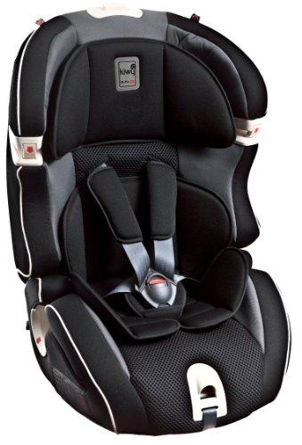 Kiwy 14103KW03B Slf123 Seggiolino Auto, Carbon