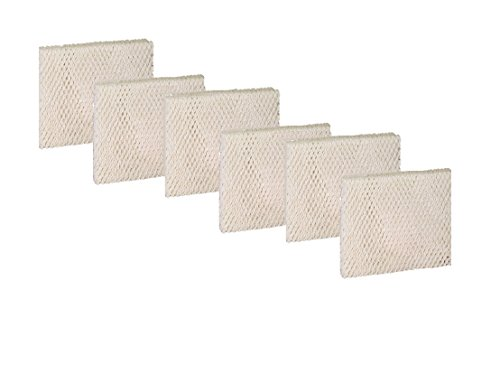 Tier1 Replacement for Holmes HWF23CS Models HM1200 HM 1206 HM1250 Humidifier Filter 6 Pack