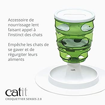 Cat it Senses 2.0 Labyrinthe d'alimentation pour Chat