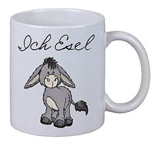 Netspares 119138126 Kaffee Tasse Ich Esel Geburtstag Geschenk Weihnachten Fun, Weiß