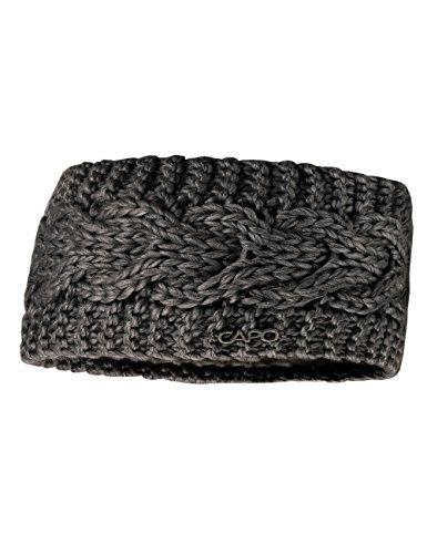 CAPO Unisex 151-609 Stirnband, Schwarz (Black 20), One Size