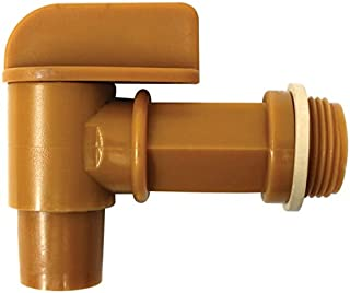 "Lumax LX-1725 3/4"" Male Barrel Faucet with EPDM Gasket"