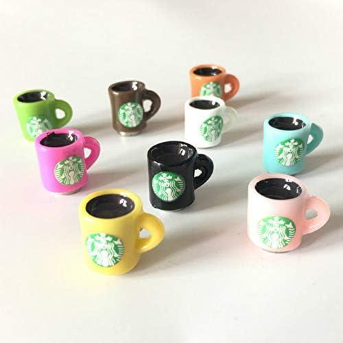 Branded goods Magnets Limited price sale 9pcs set Cute Mug Fridge Lovely Cup 3d St Message Magnet