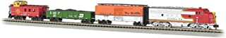 Bachmann Trains - Super Chief Ready To Run Electric Train Set - N Scale