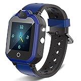 Best Gps Tracker For Kids - 4G Kids Smartwatch, Waterproof Children Watch GPS Tracker Review