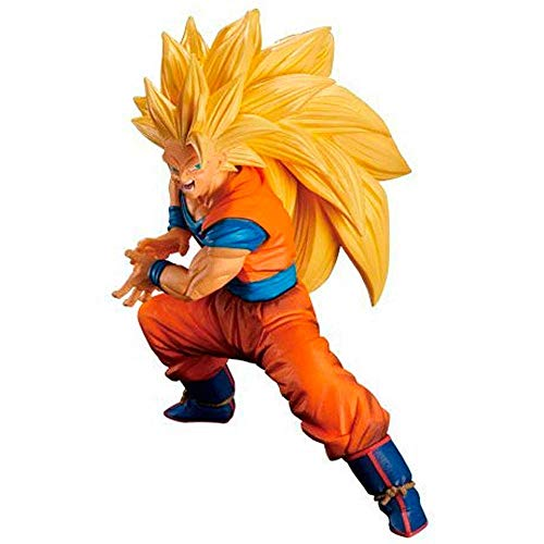 Banpresto-81327 Figura Dragonball Super Son Gokou Especial 3, Multicolor (604811)