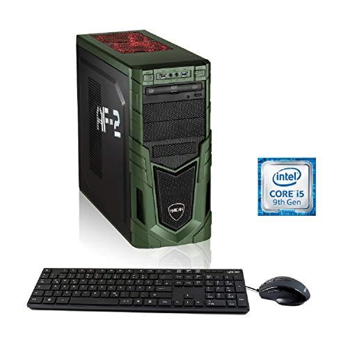 Hyrican Military Gaming 6481 i5-9400F 16GB/1TB 480GB SSD GTX 1650 SUPER Win10