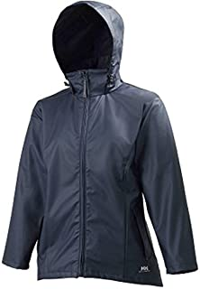 Helly Hansen Voss Chamarra Impermeable Resistente al Viento con Capucha para Mujer