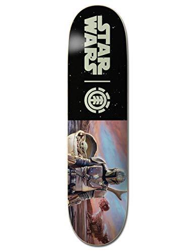 Element Skateboard Deck Star Wars Mandalorian Hunter Prey, 21 cm