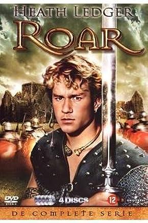 Roar The Complete Series Amazon Co Uk Heath Ledger Dvd