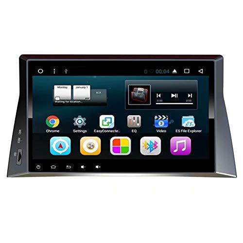 TOPNAVI 32Go Android 7.1 Quad Core 10.1Inch Table pour Honda Accord 2007 2008 2009 2010 2011 2012 Stéréo Voiture GPS Navigation Radio WiFi 3G RDS Lien Miroir FM AM BT