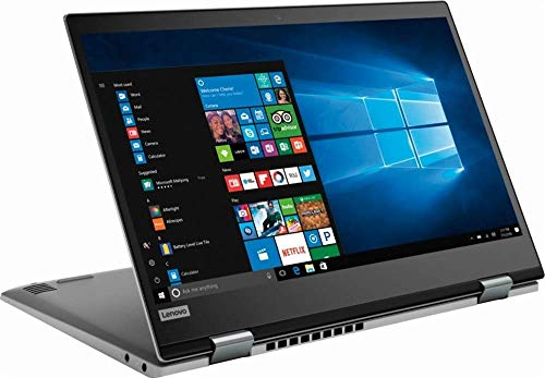 Lenovo Yoga 710 Series Pro Build Touchscreen 2-in-1 Full HD IPS Laptop (Intel i5-7200U, 8GB DDR4 Memory, 256GB SSD, Fingerprint Reader, Backlit Keyboard, Windows 10) (Certified Refurbished)