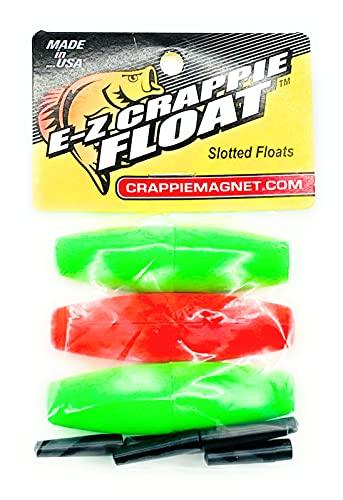 "Leland Lures E-Z Crappie Float Fishing Equipment, 2.5"""