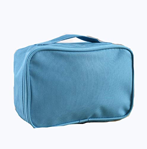 Make Up Bag, Travel Cosmetic Bags Brush Pouch Toiletry Wash Bag Portable Travel Makeup Case Pouch For Women Girls