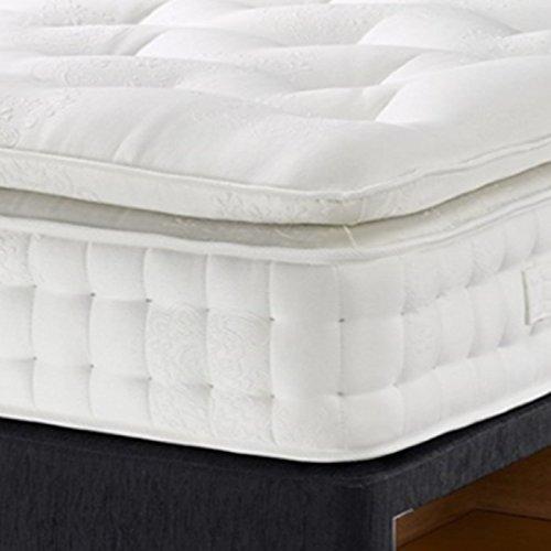 Hf4you Healthopaedic Zeus 3000 Pocket Pillow Top Mattress - 5FT Kingsize
