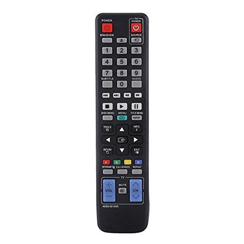 Socobeta Nuevo control remoto de TV Control portátil Televisión reemplazo controlador inteligente para LCD Smart TV