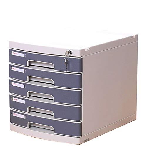 LQ Aktenschränke Archiv-Box mit 5...