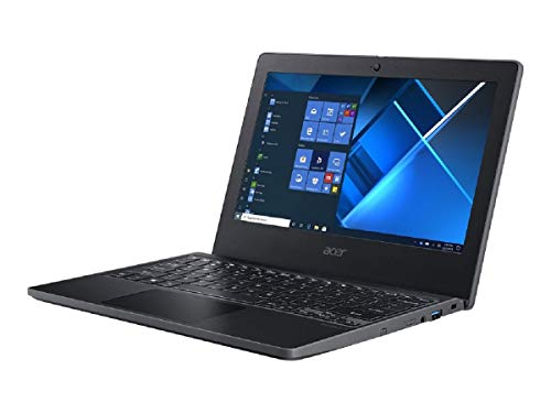 Acer TravelMate TMB311-31-C1VR Notebook Schwarz 29,5 cm (11.6 Zoll) 1366 x 768 Pixel Intel® Celeron® N 4 GB DDR4-SDRAM 64 GB eMMC Wi-Fi 5 (802.11ac) Windows 10 Pro
