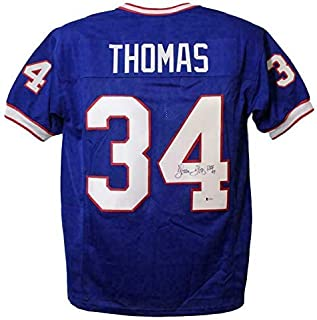 thurman thomas autograph