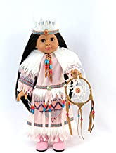 Best 18 inch native american doll clothes Reviews