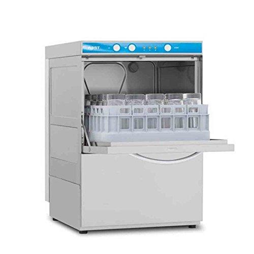 Lave-verres avec adoucisseur - panier 350 x 350 mm - Elettrobar