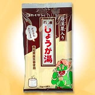 【カイゲン】改源 しょうが湯(羅漢果入り)15g*6包 ×5個セット