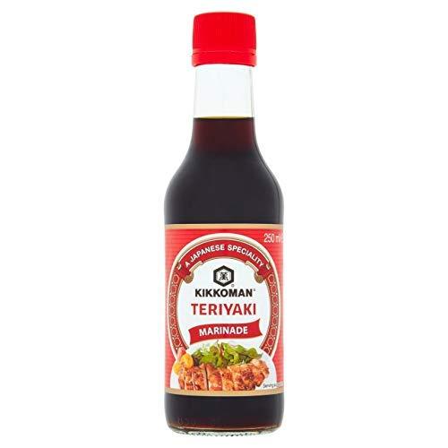 KIKKOMAN salsa teriyaki botella 250 ml