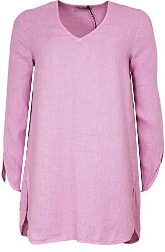 Backstage clothing Damen Kleid Pink blassrosa Gr. M, Pink Paradise