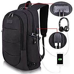 Image of Travel Laptop Backpack...: Bestviewsreviews