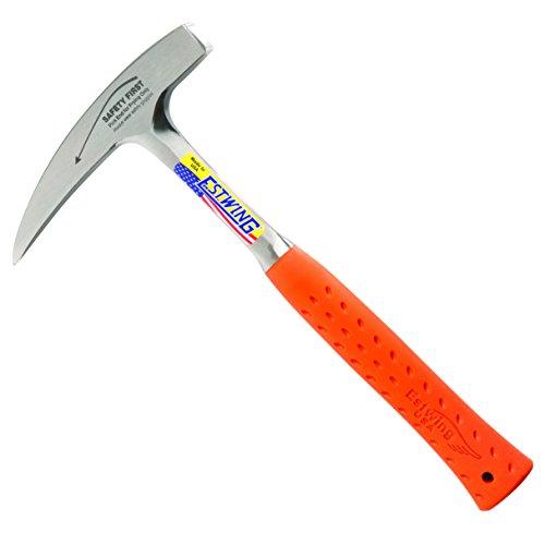 Estwing EO-22P 22 Oz Orange, Pointed Tip 625 g Rock Pick, Spitze, (Ounces)