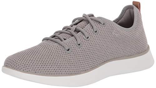 Dr. Scholl's Shoes Chaussures Oxford Freestep pour femme, gris clair, taille 42