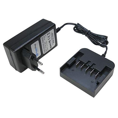 Trade-Shop Akku Ladegerät (14,4V Li-Ion) Ladestation Schnellladegerät für Metabo 14,4V BS 14.4 6.02105.50 BS 14.4 6.02105.51 BS 14.4 Li BS 14.4 LT Compact 6.02137.55 BS 14.4 LT Impuls 6.02137.50